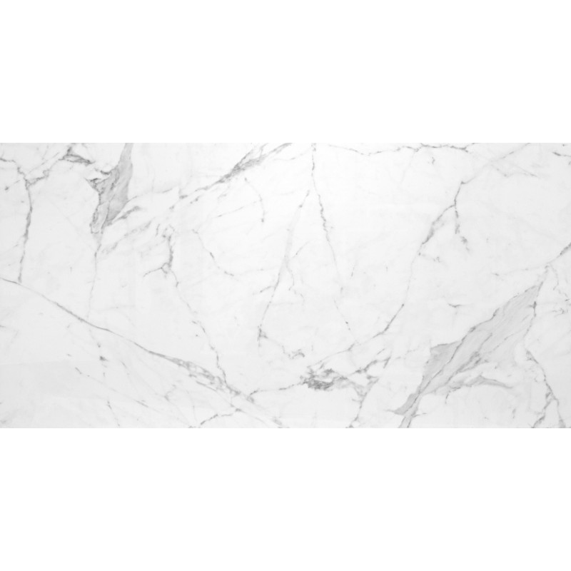 carrelage effet marbre 60x120 brillant blanc calacatta. Black Bedroom Furniture Sets. Home Design Ideas