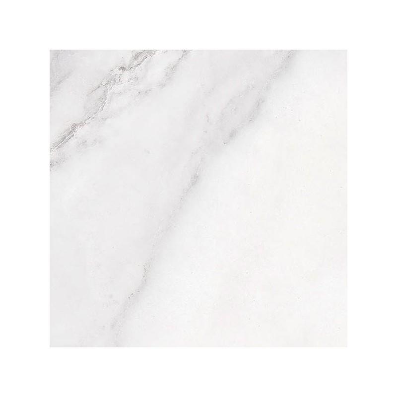 carrelage blanc 75x75 sista brillant effet marbre. Black Bedroom Furniture Sets. Home Design Ideas