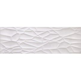 FAIENCE CIMO BLANC BRILLANT 30x90