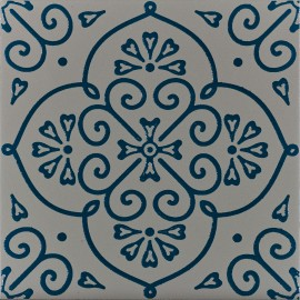 FAIENCE ORNTER 20X20 PIZZO