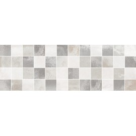 CONCRET MOSAICO GRIS 25x75