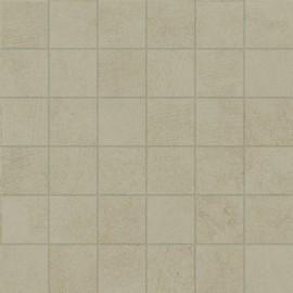 NEUTRA Tortora mosaico su rete 30x30