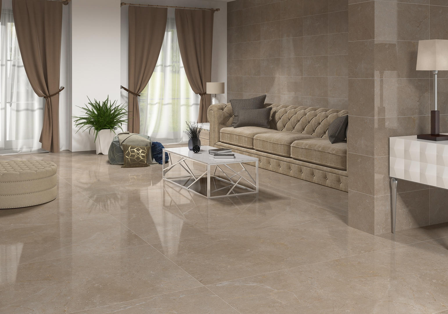 Best carrelage marbre salon contemporary for Carrelage 60x120