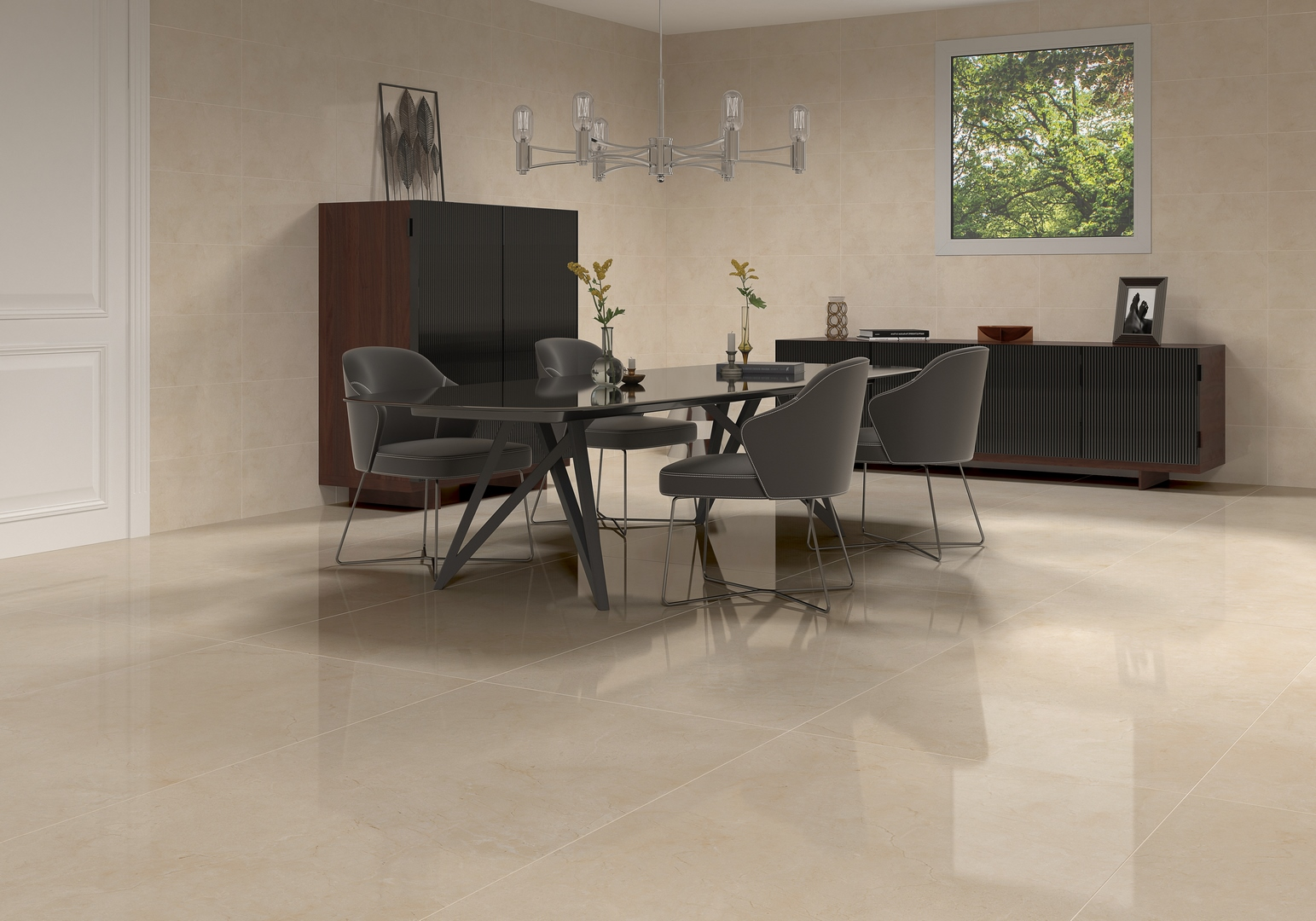 Emejing carrelage beige 60x60 images for Carrelage 60x60 brillant